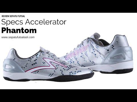 Review Sepatu Futsal Specs Accelerator Phantom
