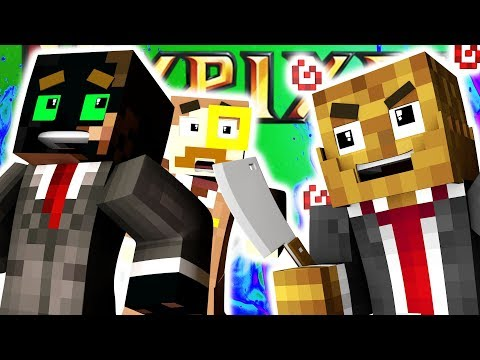 JEROME AND AUSTIN RUIN EVERYTHING (Minecraft Murder Mystery)