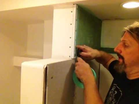 Drywall Corner Bead Installation How To Quick Tip Diy No Ing