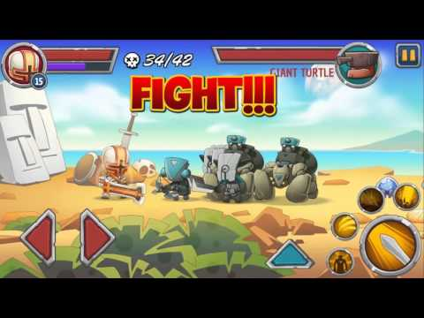 [Trailer] Legendary Warrior - New action game of Zonmob Tech