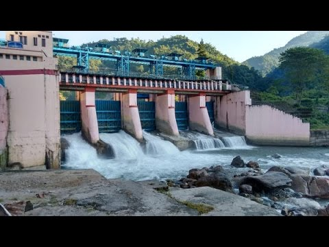 Bindu Barrage India and Bhutan Border | Bindu Dam on Jaldhak