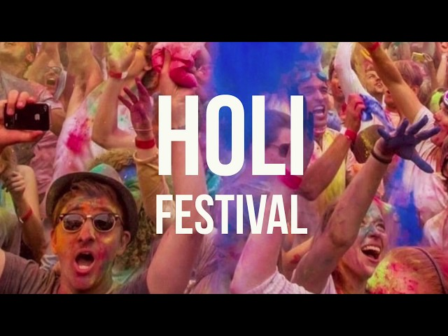 Why you should visit Pokhara Nepal for Holi Festival