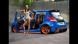 SUZUKI SWIFT ОБЗОР - Обзор Японских Автомобилей. Обзор Автомобиля СУЗУКИ СВИФТ. Обзор Машин