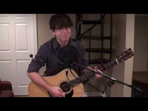 Forgiven - Crowder (Acoustic Cover by Drew Greenway)