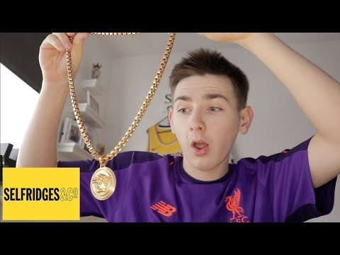 BRAND NEW £1000 VERSACE CHAIN! SPOILT AT CHRISTMAS 🎁🎄😱