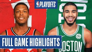RAPTORS at CELTICS | FULL GAME HIGHLIGHTS | September 9, 2020