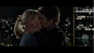 The Amazing Spider-Man - Rooftop Kiss Scene [HD]