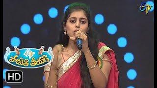 Yedey Yedeydey Song   Sri Purnima Performance   Padutha Theeyaga  12th November 2017   ETV