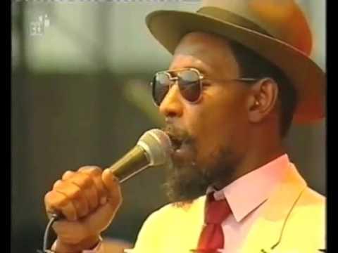 Linton Kwesi Johnson. Sonny's Lettah (anti sus law poem).