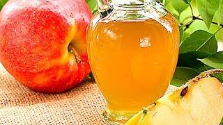 Напитки для похудения Яблочный квас дарующий молодость