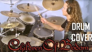 Children Of Bodom - Halo Of Blood - Simon Škrlec (play through)