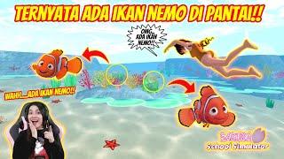 Download TERNYATA ADA IKAN NEMO DI PANTAI!! CUTE BANGET!! SAKURA SCHOOL SIMULATOR INDONESIA - PART 119