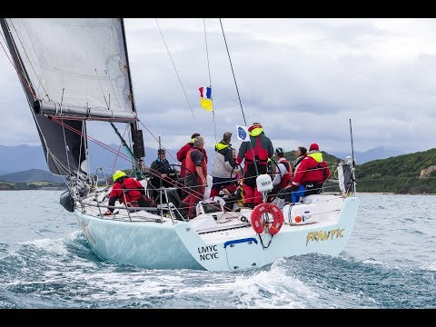 Frantic - Line Honours Winner Of The PONANT Sydney Noumea Yacht Race 2018