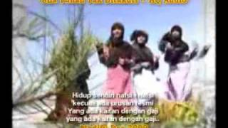 Kumpulan Mawaddah - Bila Tuhan Tak Ditakuti (HQ Audio With Lirik)