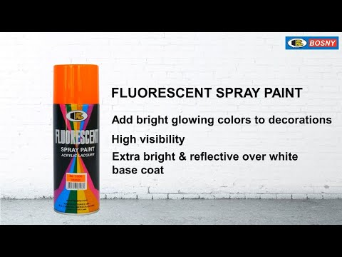 bosny-fluorescent-b1001-1009-สีสเปรย์สะท้อนแสง-บอสนี่