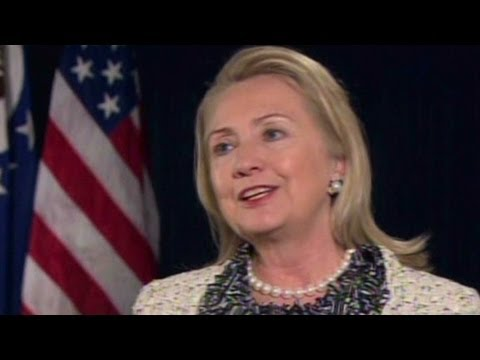 Clinton on Benghazi attack: Don't play blame game