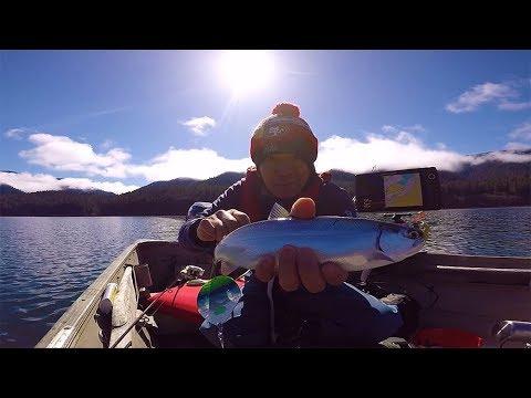 Oregon Kokanee Fishing