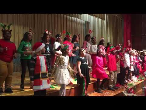 Alain L. Locke Magnet School Sing-A-Long