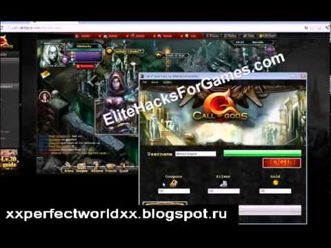 Call Of Gods  MMORPG, баги, читы, взлом, секреты
