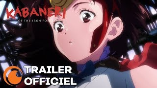 Bande annonce Kabaneri of the Iron Fortress