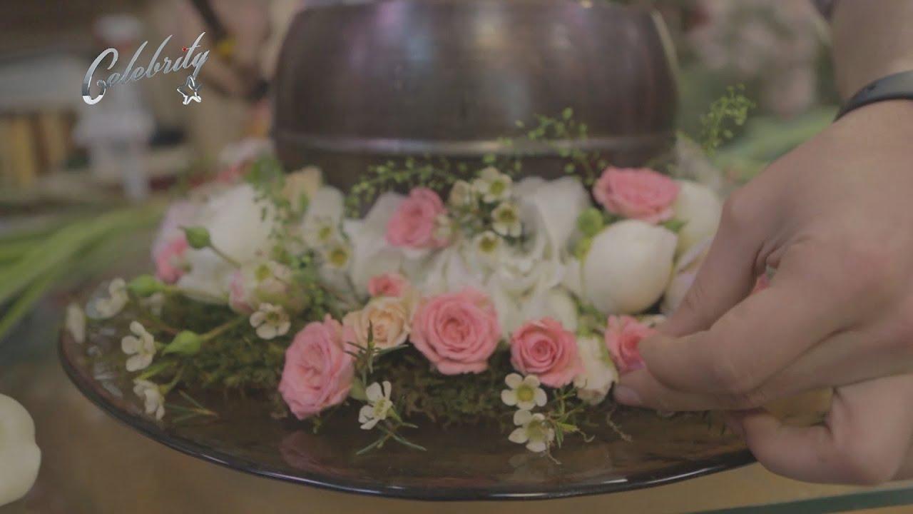 Tendințele Anului în Materie De Aranjamente Florale Youtube