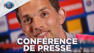 🎙 Conférence de presse de Thomas Tuchel et Colin Dagba avant Paris Saint-Germain 🆚 Nîmes Olympique
