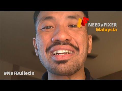 Filming in Malaysia post-COVID19 // NEEDaFIXER Malaysia