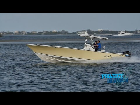 Florida Sportsman Project Dreamboat - 32 Seacraft Intro, Costa Rica Bound Panga