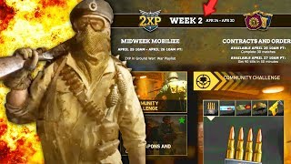 Here's Everything in COD WW2 Changing For Week 2 of the Blitzkrieg Event