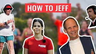 Running and Walking | HOW TO Use The Run Walk Run Method by Jeff Galloway