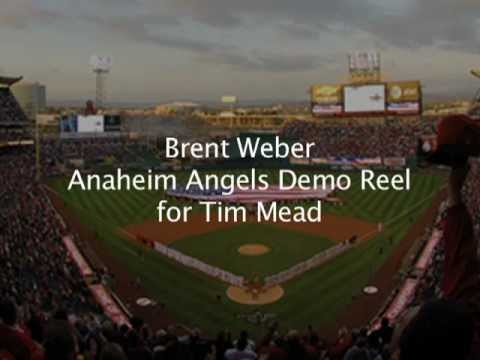 Brent Weber Radio Play-by-Play Demo For Anaheim Angels