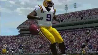 NCAA Football 08 PlayStation 3 Gameplay - Launch Trailer