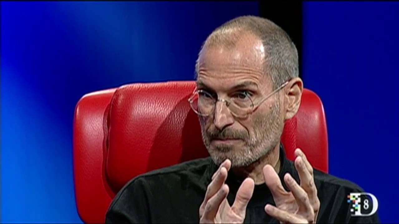 Why Cant Steve Jobs Make Iphone At >> Steve Jobs Courage Youtube