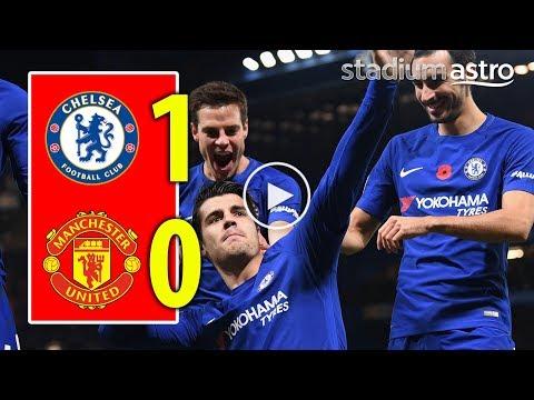 FT Chelsea 1 - 0 Manchester Utd