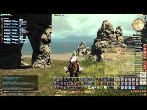 Repeat Longnu II - Dragoon PvP Guide (FFXIV: ARR 2 1) by Omni Spawna