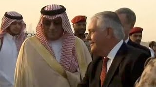 Tillerson to launch new bid to ease Gulf crisis