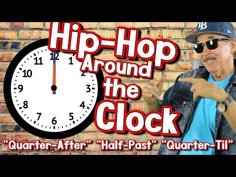 Hip-Hop Around the Clock |