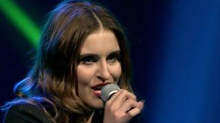 "The Voice of Poland VI – Ana Andrzejewska – ""Unwritten"" – Live"
