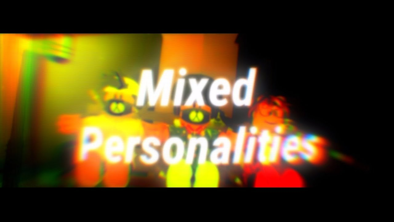 Ynw Melly Kanye West Mixed Personalities Roblox Music Video
