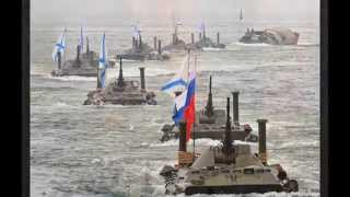 Russia gears up for Navy Day celebrations