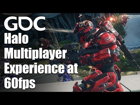 Running the Halo Multiplayer Experience at 60fps: A Technical Art Perspective