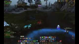 Chakala BM Hunter lvl 90 pvp. MOP - Random Battleground for Fun. Part 1