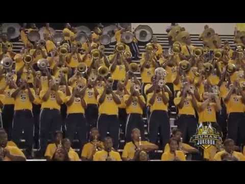 "Southern University Human Jukebox 2016 ""Song Cry"" by August Alsina 