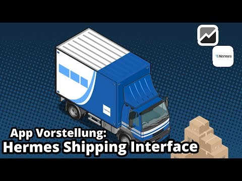 tricoma - Hermes Shipping Interface - Spezielle Lieferservices verwenden
