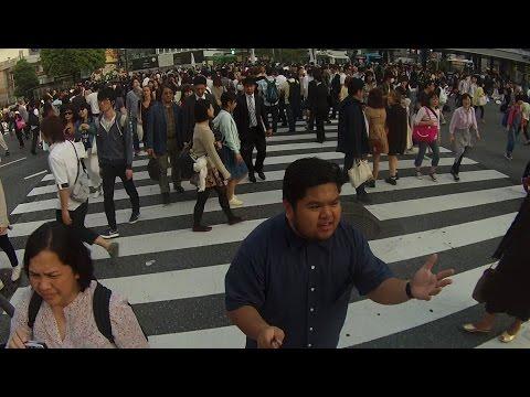 Golden Week in Tokyo, Japan