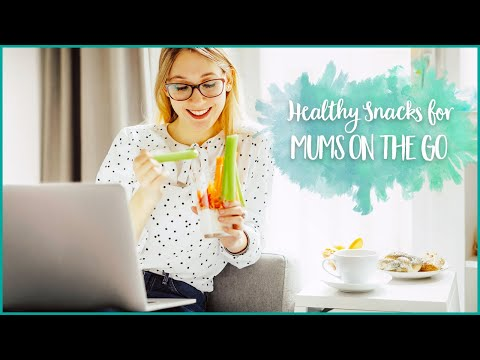 5 Energy-Boosting Snacks for that Busy Mother
