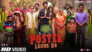 Poster Lagwa Do Full HD Video Song   Luka Chuppi   Kartik A, Kriti S   Mika Singh, Sunanda Sharma