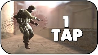 One of SkitzMACHINE's most viewed videos: CSGO - 1 TAP!  - Funny & Crazy Moments #5
