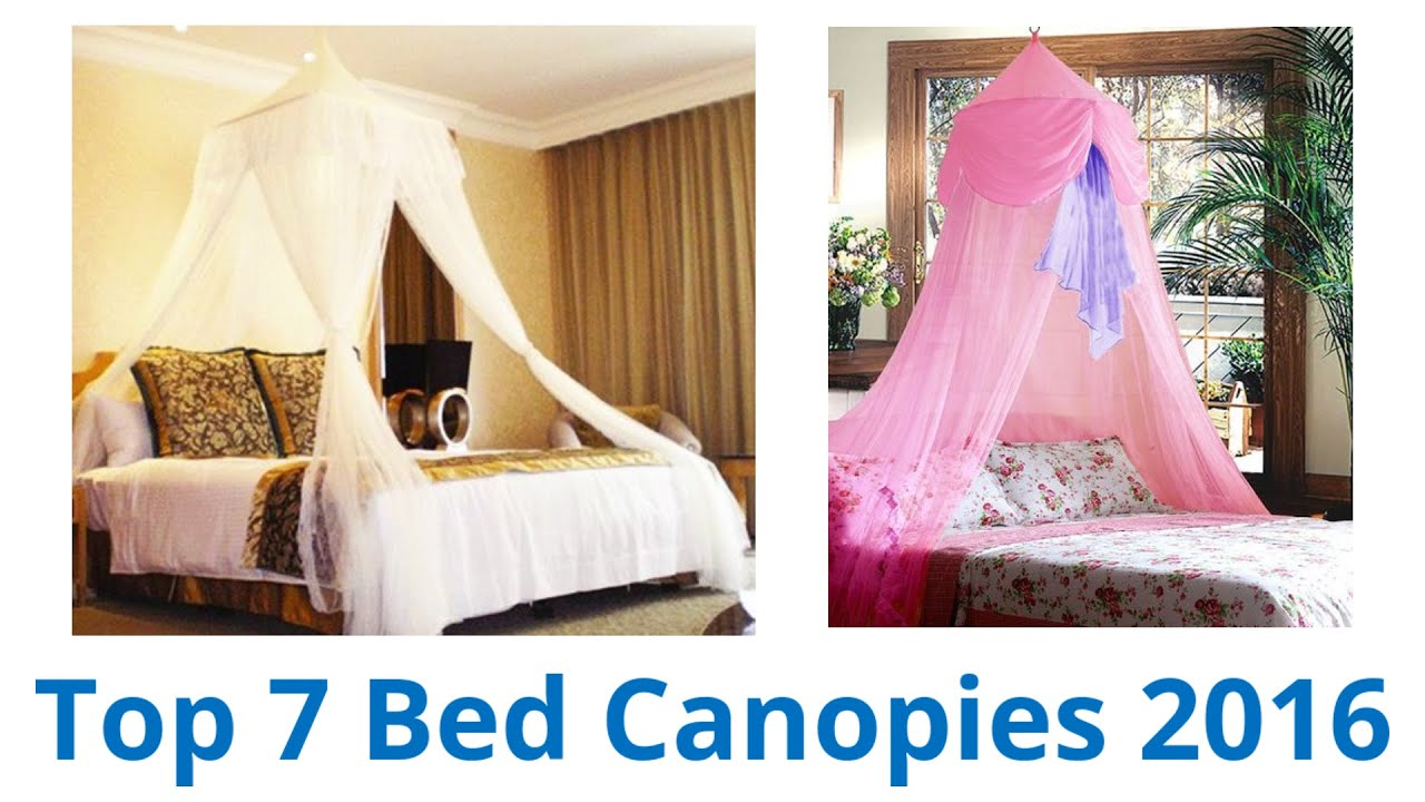 7 Best Bed Canopies 2016  sc 1 st  YouTube & 7 Best Bed Canopies 2016 - YouTube