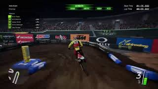 Just Playing Some Monster Energy Supercross The Ofical Videogame